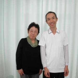 横浜市港南区から自律神経の乱れ 腰痛でお越しの山田さん