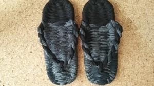 横浜市泉区のあきば整体院がおススメの室内履き草履